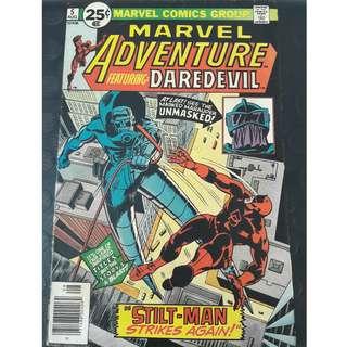 Marvel Adventure Featuring Daredevil #5