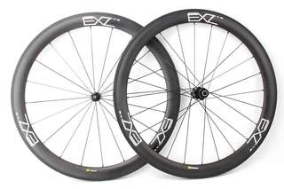 EXtremeLight Carbon Wheels With DT-Swiss 350s Hubs