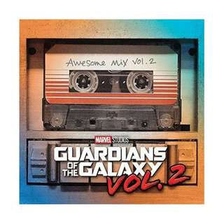 [VINYL] Guardians of the Galaxy Vol.2 : Awesome Mix Vol. 2 [LP]