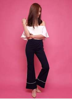 Bella Bell Bottom/Long Pants/Culottes