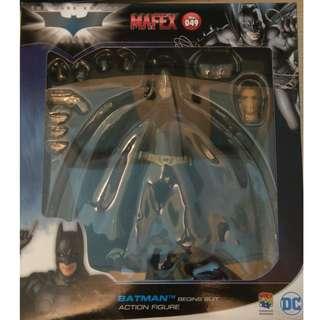 Mafex batman begins suit(2.0)