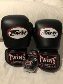 Boxing Gloves 8oz (Leather)
