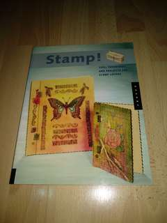 Art & Craft Book - Stamp!