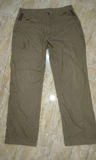 Green joy pants