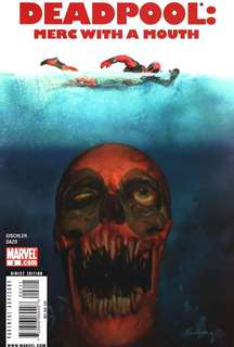 Deadpool: Merc with a Mouth #2-4, 7, 11, 13