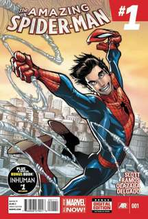 Amazing Spider-Man v3 #1, 3-17