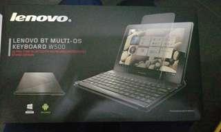 全新 Lenovo By Multi-OS Keyboard W500