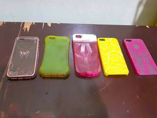 Take all for 350 (iPhone 5 cases)