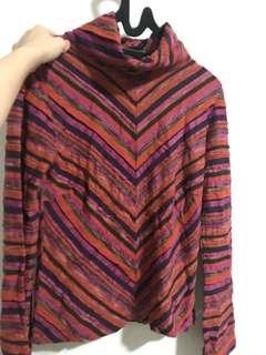 Missoni turtle neck sweater