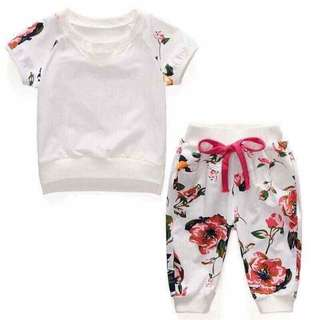 Terno Top and Shorts for Kids - COD