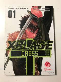 X Blade Cross / XBlade cross 1