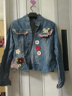 Available denim jackets