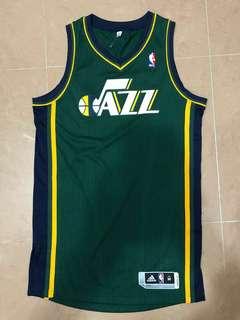 Adidas NBA Authentic Jersey Jazz