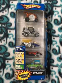 Hot Wheels (Wild Things)