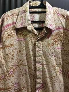 Batik Short Sleeves