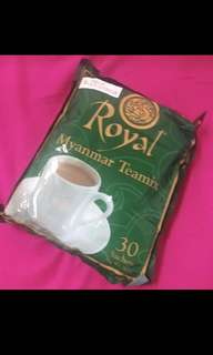 緬甸皇家奶茶 一包三十入