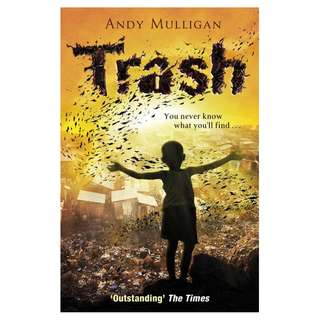 Trash by Andy Mulligan Children's Book