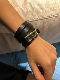 Givenchy Black bracelet watch