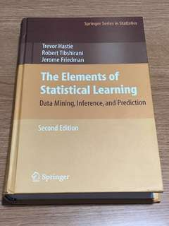 The Elements of Statistical Learning, Second Edition