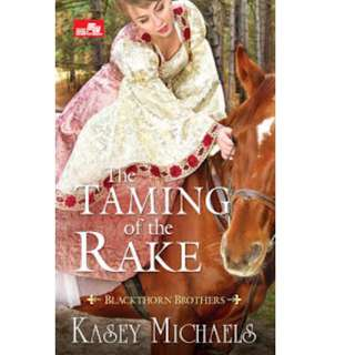 Ebook The Taming Of The Rake - Kasey Michaels