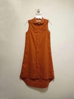 Initial 背心裇衫裙