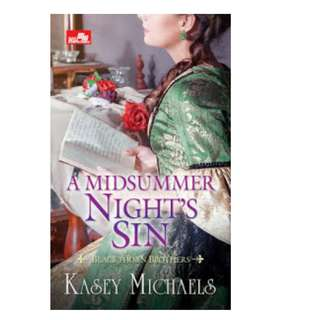 Ebook A Midsummer Night`s Sin - Kasey Michaels