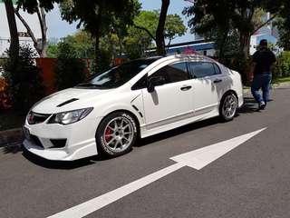 Honda civic 2.0M