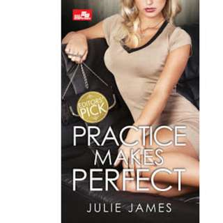 Ebook Practice Makes Perfect - Julie James