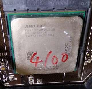 Am3+/FX4100/功能正常