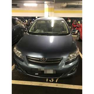 Toyota NO DEPOSIT DAILY CAR FOR RENT IN SG. 81450033/22