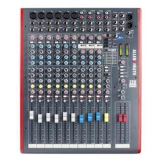 Allen & Heath 混音器 - 型號:ZED-12FX( 原價:29,000 / 9.8成新 / 盒子跟電源線都在! )
