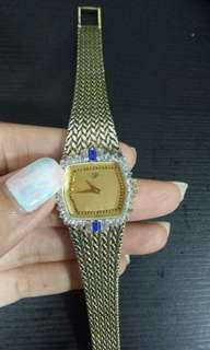 Authentic Girard Perregaux Vintage Ladies Wristwatch