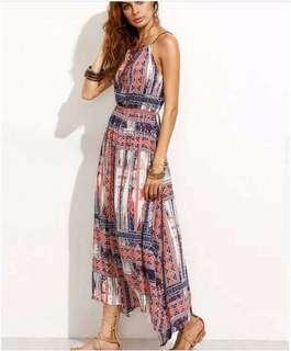 Cindy Summer Maxi Dress