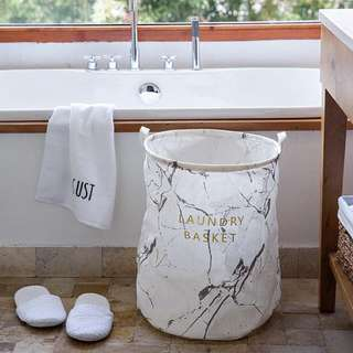Light and Easy Laundry Basket