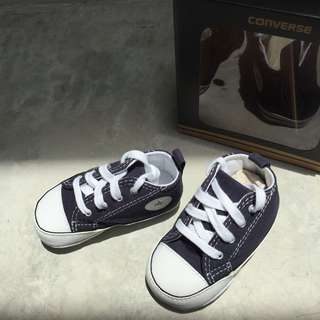 CONVERSE CRIB NAVY (size: UK 2)