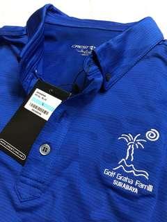 Royal Blue Crest Link T-shirt