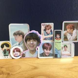 BTS J-Hope 貼紙