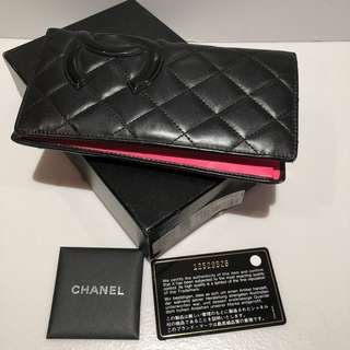 Chanel Wallet 銀包