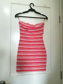 Cotton On Backless Tube Dress
