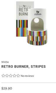 (BN) HYSSES Retro Burner
