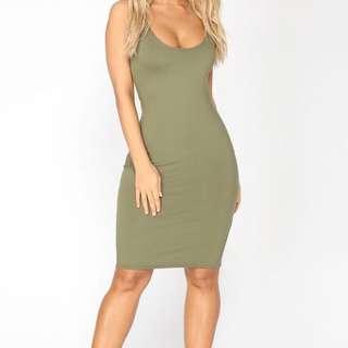 Fashion Nova Jess Mini Dress
