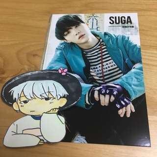 BTS Suga K.Star photo