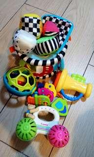 初生嬰兒 BB玩具