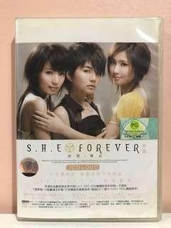S.H.E Forever CDs