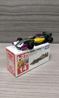 Tomica 14 Formula Renault 3.5