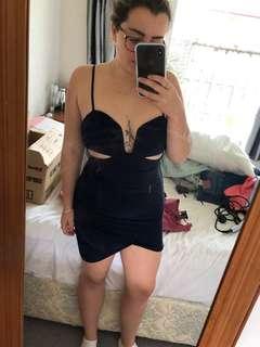 Cut out dress size 8