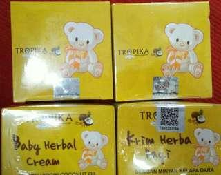 Tropika Baby herba Harga : rm 37 Postage : rm 8 sm / rm 12 ss