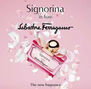 Decant Parfum Salvatore Ferragamo Signorina In Fiore Women EDT 10ml