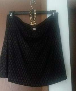 Michael kors chain halter XL