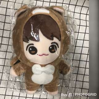🚚 EXO 玩偶 茶蛋動物農場系列